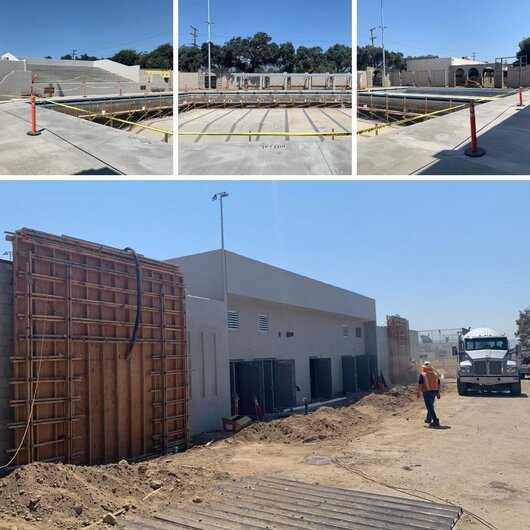 Chaffey_HS_Pool_Project